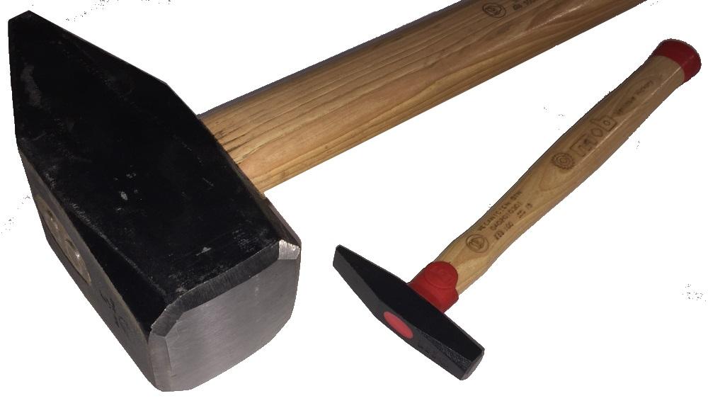 Mass or Velocity? Large or Smaller Forging Hammer?